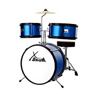 XDrum Junior KIDS batterie bleue, dvd compris